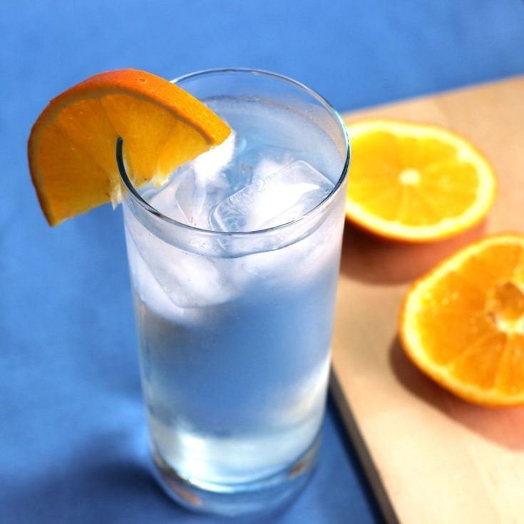Tom Collins drink recipe