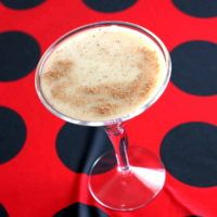 Brandy Alexander {Classic Cocktail Recipe}