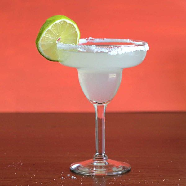 Classic Margarita Recipe: Tequila, Triple Sec, lime, salt