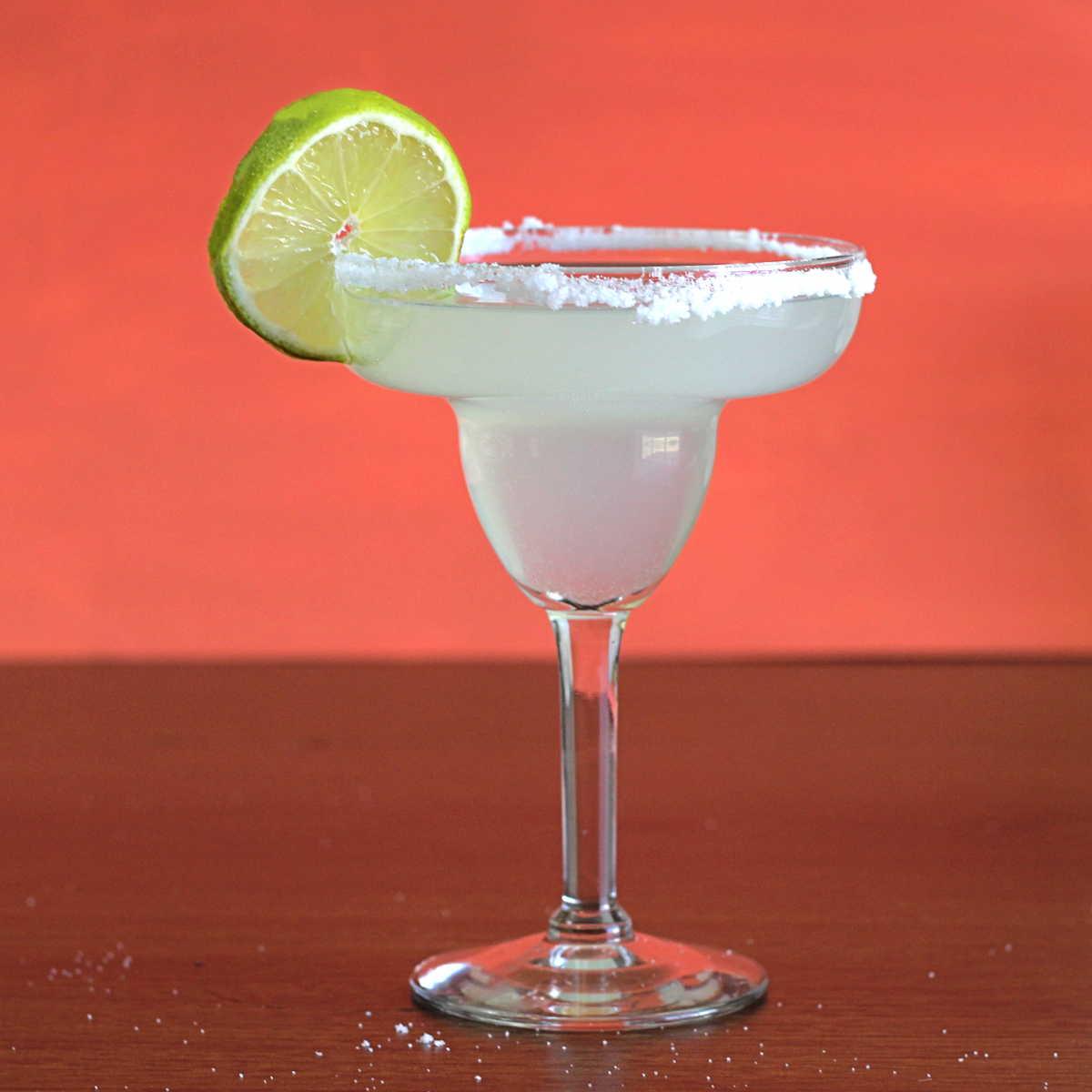 Margarita Recipe: The Classic Tequila, Orange And Lime