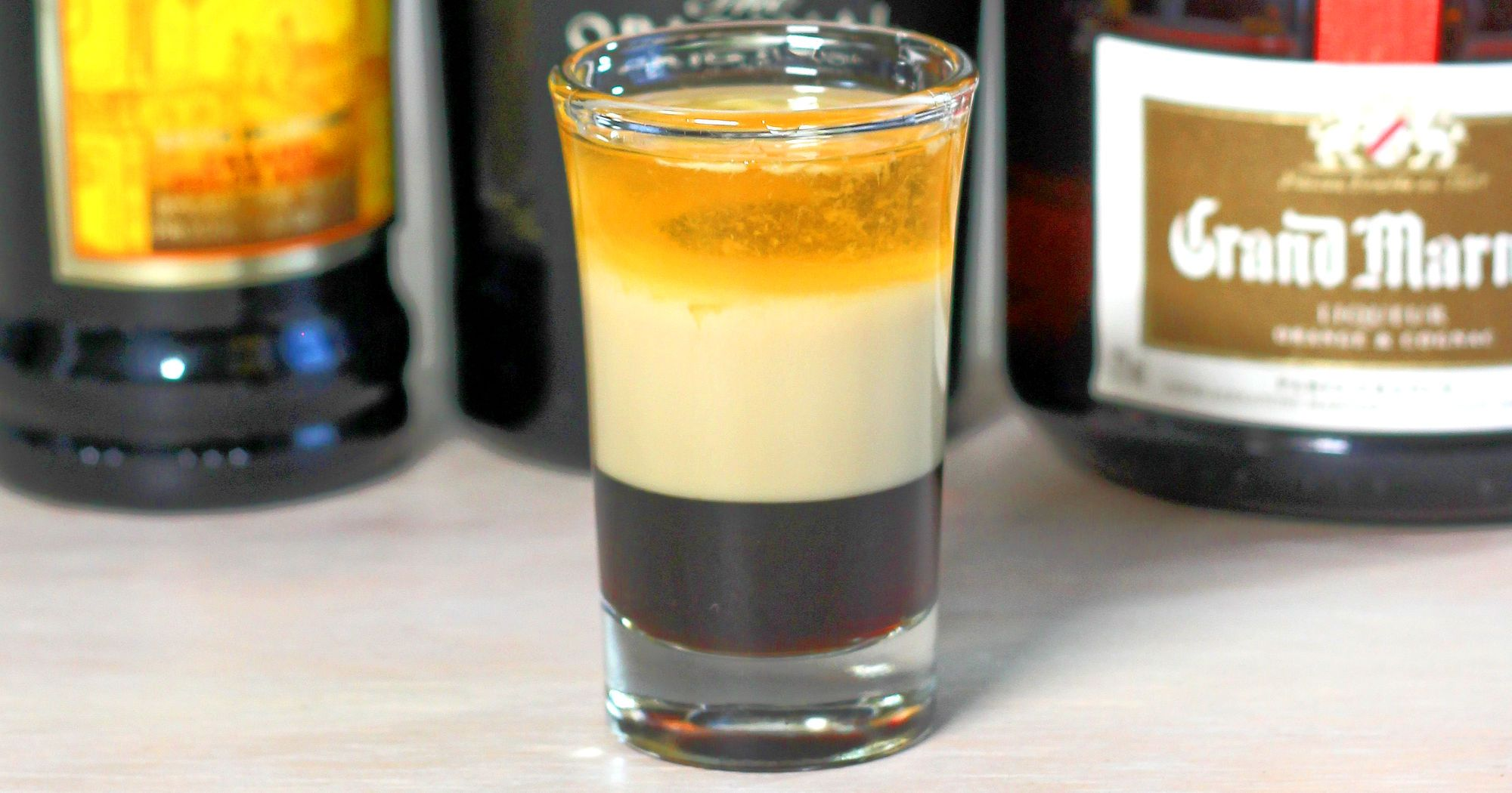 B52 Classic Shot Drink Recipe Mix That Drink