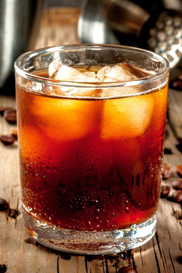 Black Russian Drink Recipe Mix That Drink