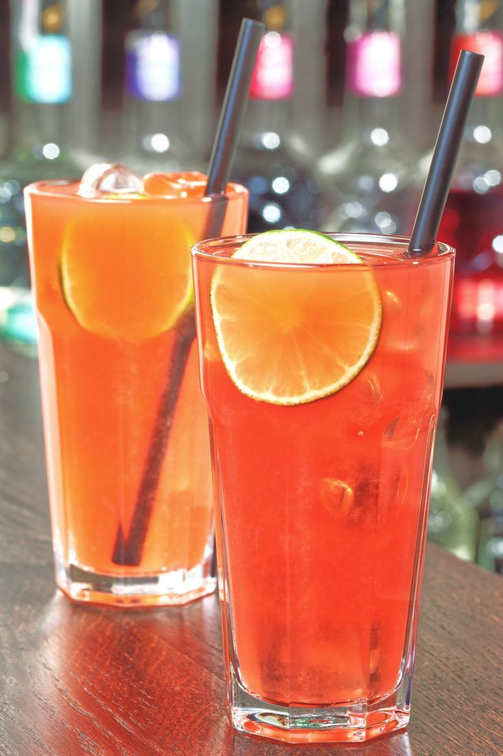 The delicious Sea Breeze drink recipe features vodka, cranberry and grapefruit juice. It's a refreshing cocktail with just the right balance of sweet and tart.
