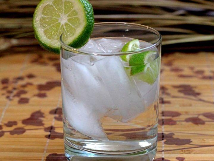 Caipirinha drink Caparinha Drink