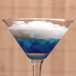 Blue Russian drink recipe