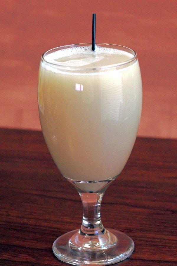 Hazel's Wonder drink recipe: shelled hazelnuts, Kahlua, Baileys, cream