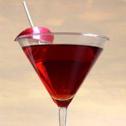 Jack Rose Cocktail Recipe: Applejack brandy, lemon or lime, grenadine