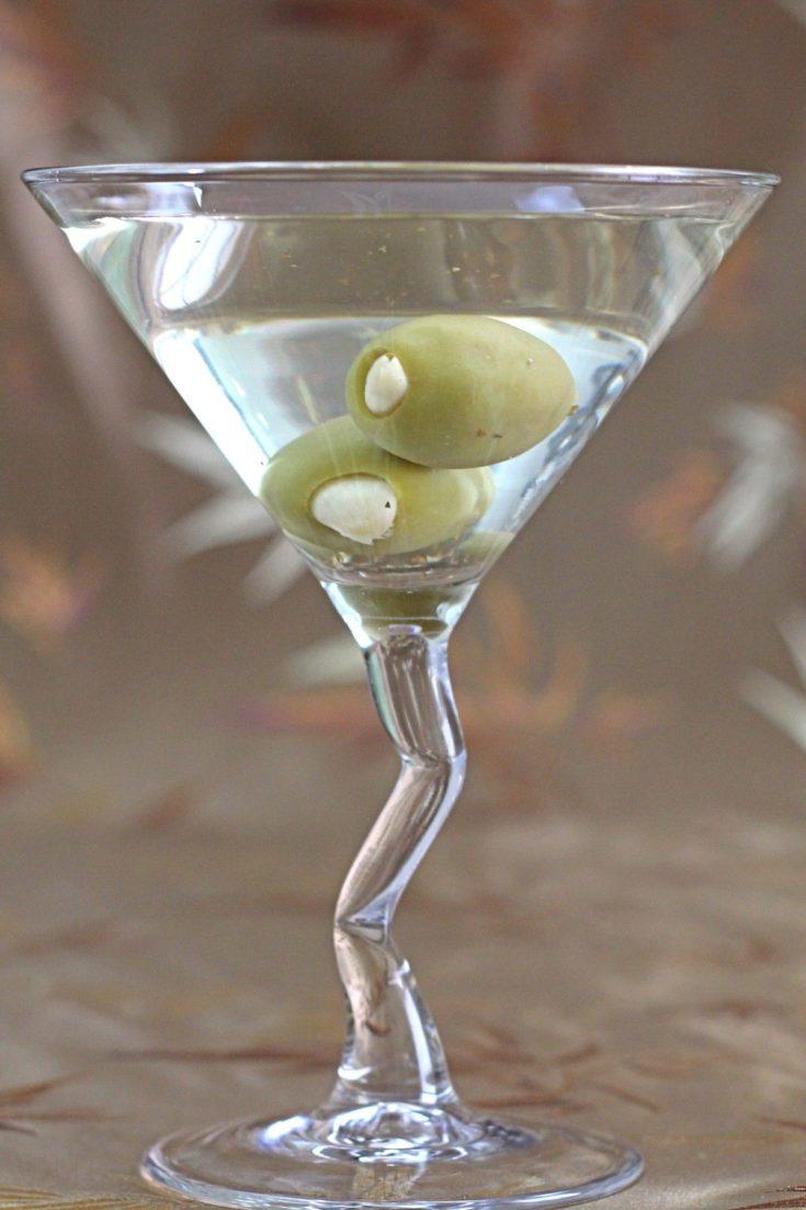 Garlic Martini