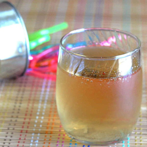 The Jersey Girl drink recipe is a fun little cocktail that's all about the vanilla flavor. It blends vanilla vodka with cream soda, and the taste is absolutely delicious and refreshing.