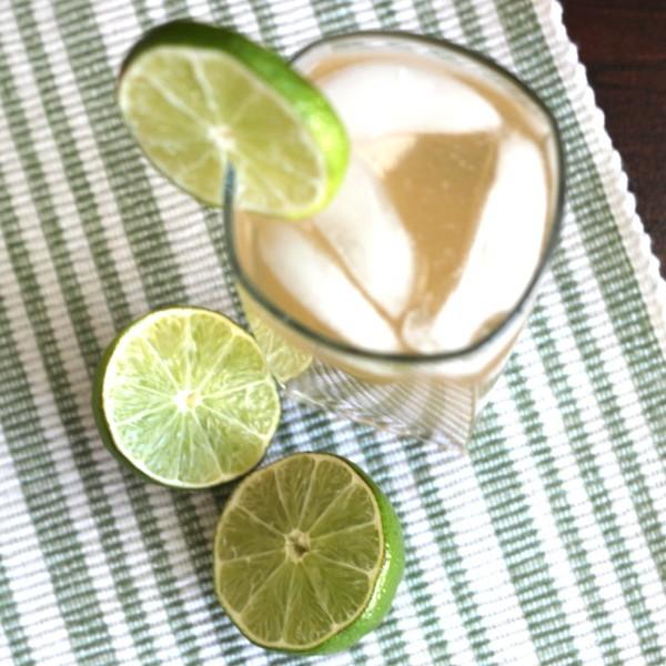 White Lizard drink recipe: Silver Tequila, Grapefruit Juice, Rose's Lime