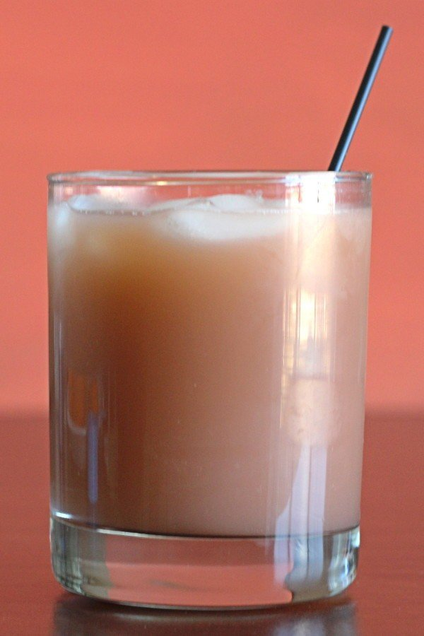 Brain Teaser drink recipe with amaretto, Southern Comfort and cream.