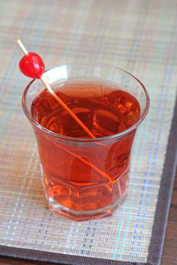 Laffy Taffy drink recipe with peach, watermelon, sour apple and raspberry schnapps, 7-Up and sour mix.