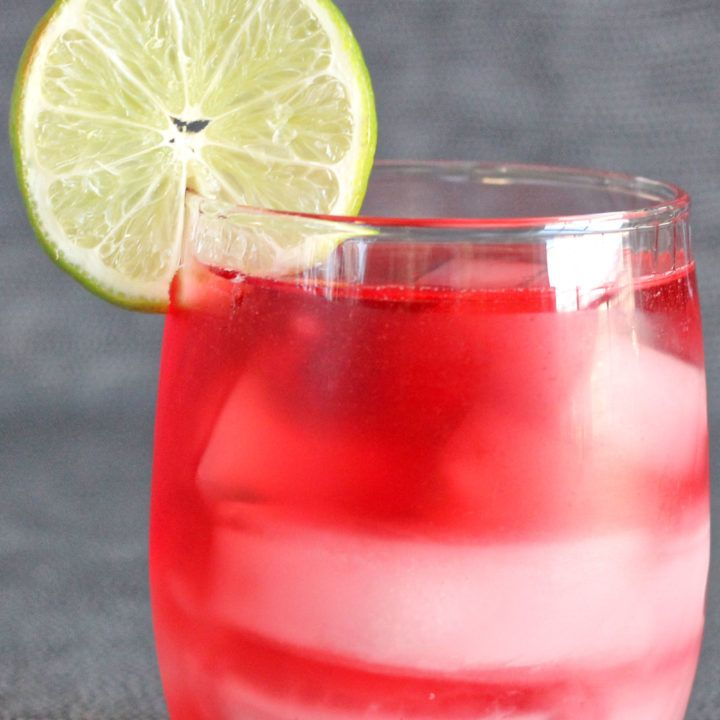 Vodka Cranberry Drink Recipe