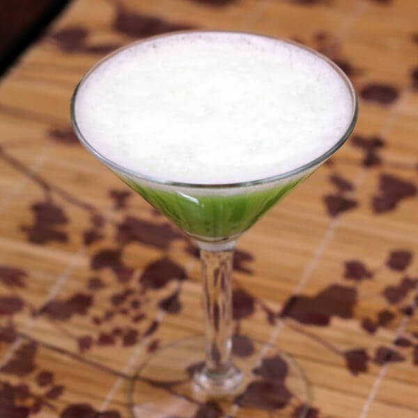 The Absinthe Suissesse features Deva absinthe, anisette, orange flower water, crème de menthe and egg white, and it's like nothing you've ever tasted before. This fascinating classic cocktail is a must try.