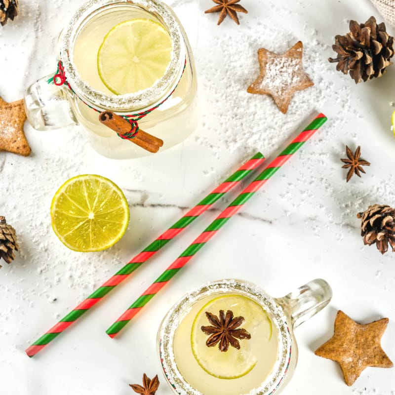 Eggnog With Advocaat Recipe: Snowball Cocktail