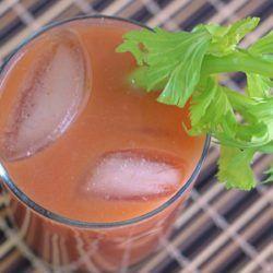 Tomato Lassi drink recipe