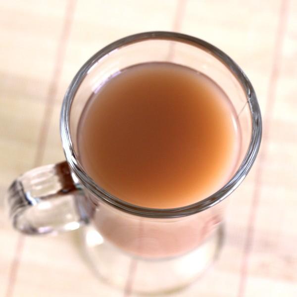 Back Burner drink recipe: Galliano, tequila, chocolate milk