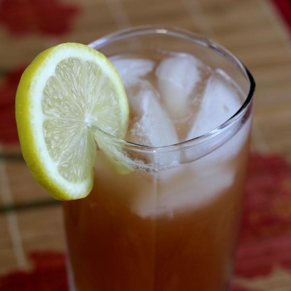 Devil's Delight drink recipe: Grand Marnier, Curacao, vodka, brandy, lime, sour mix