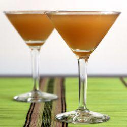 Panama Cocktail Recipe: White Creme de Cacao, Brandy, Cream
