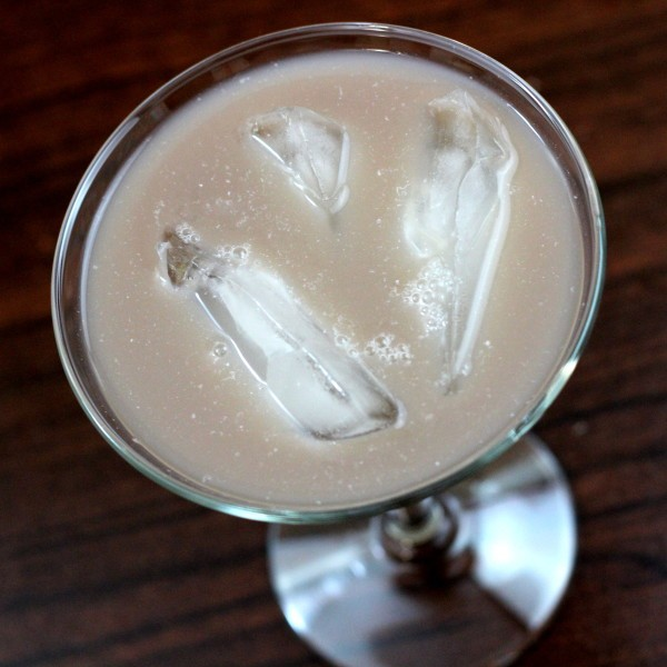Grizzly Bear drink recipe: Jaggermeister, Amaretto, Kahlua, Milk