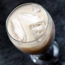 Belgian Brownie drink recipe: Jenever Gin, Cognac, Chocolate Liqueur, Cream
