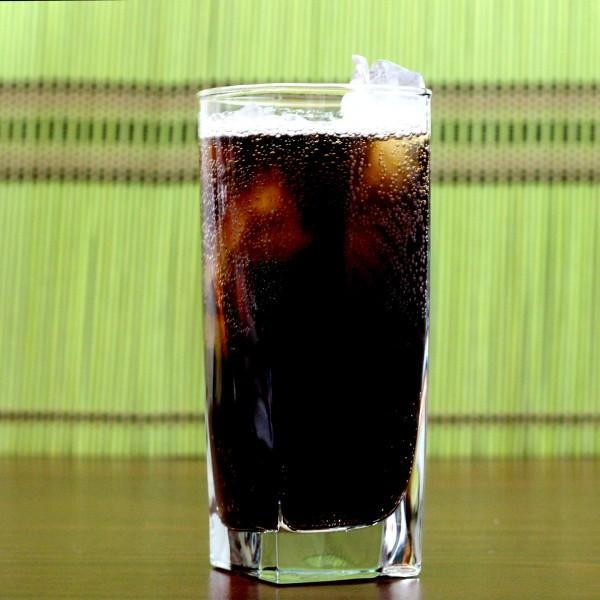 Joe Collins drink recipe: Scotch, Coke, Sour Mix