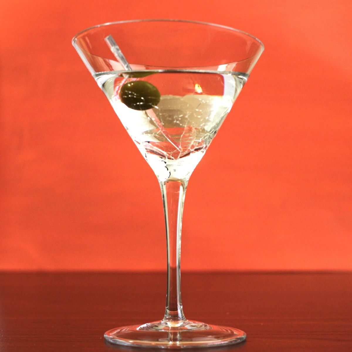 Saketini (Sake And Gin Martini)