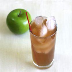 Apple Cart drink recipe: Calvados, Cointreau, Lemon Juice