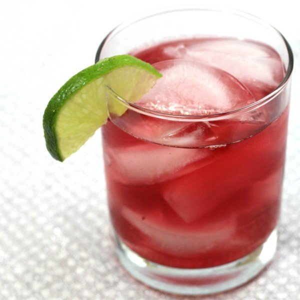 Drink With Gin: Cranberry Gin Drink Recipe