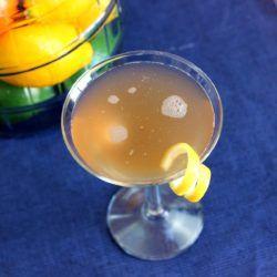 Nicky Finn drink recipe: Pernod, Cointreau, Brandy, Lemon