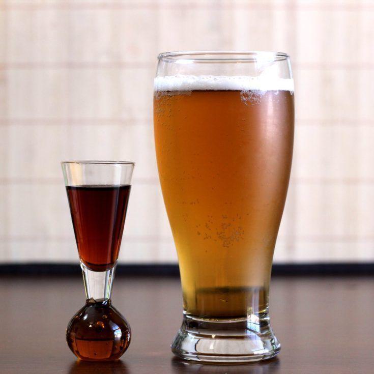 Boilermaker Classic Cocktail Recipe