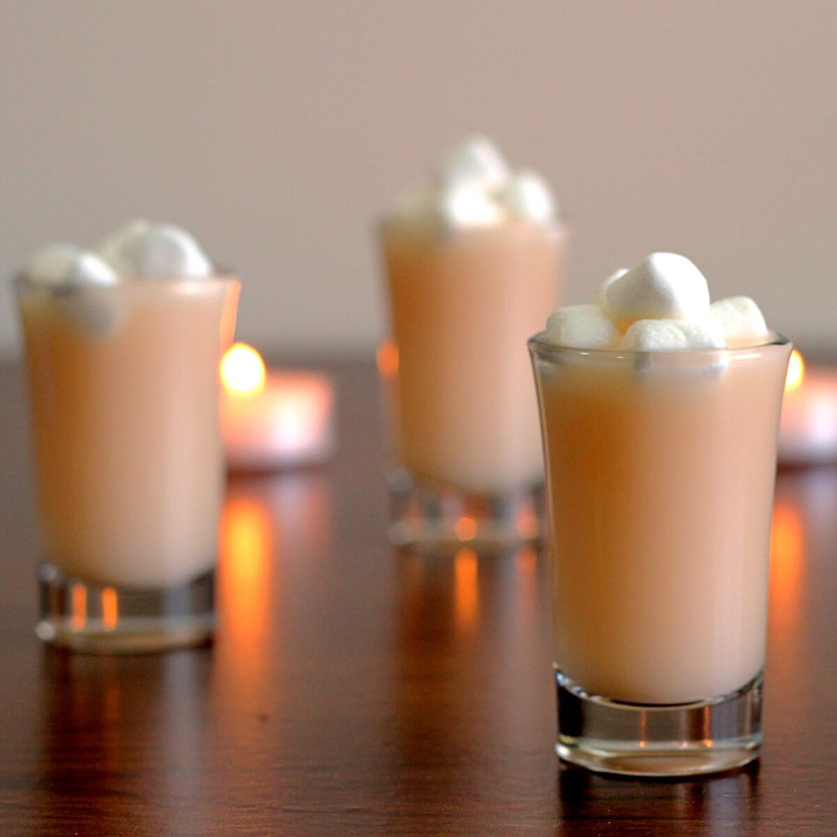 Marshmallow Shots