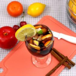Sangria Recipes - wine meets fruit and spices