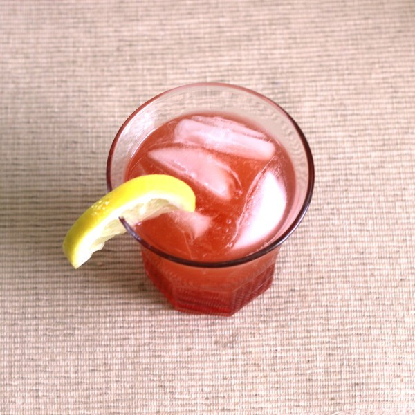 Crystal Cranberry drink recipe: vodka, Crown Royal, amaretto, gin, orange, cranberry, grenadine