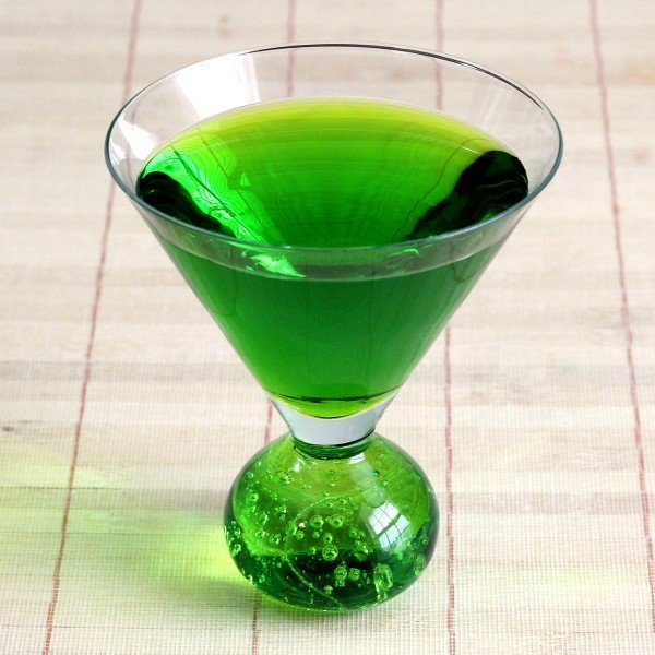 Kermit cocktail mix that drink for Orange and blue cocktails