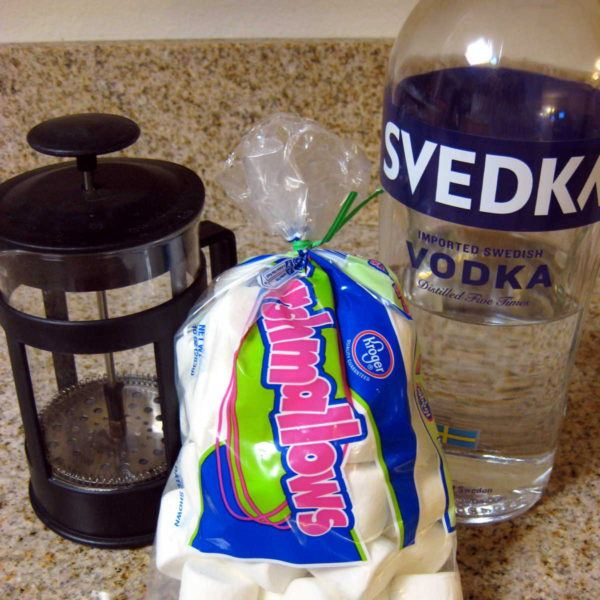 Marshmallow Vodka Infusion Tutorial | Mix That Drink