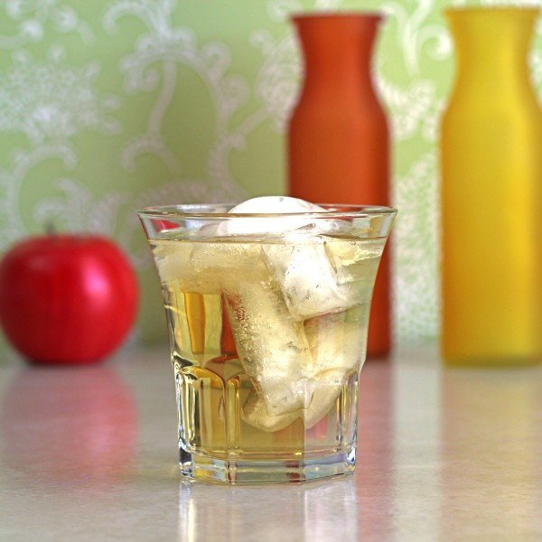 The Vodka and Apple Juice cocktail is just what it sounds like.