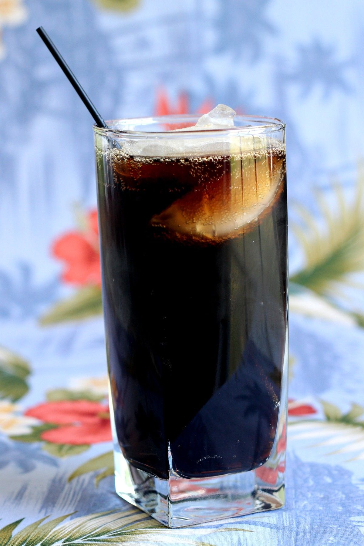 Bacardi Root Beer Float cocktail