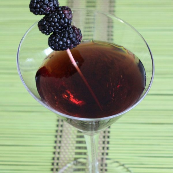 Dark Lord drink recipe with vodka, blackberry schnapps and cranberry juice.
