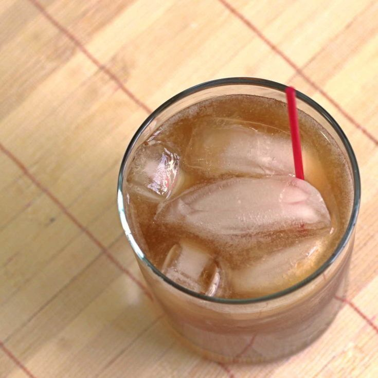 Grumpy Old Man drink recipe: a change from the Moscow Mule 1