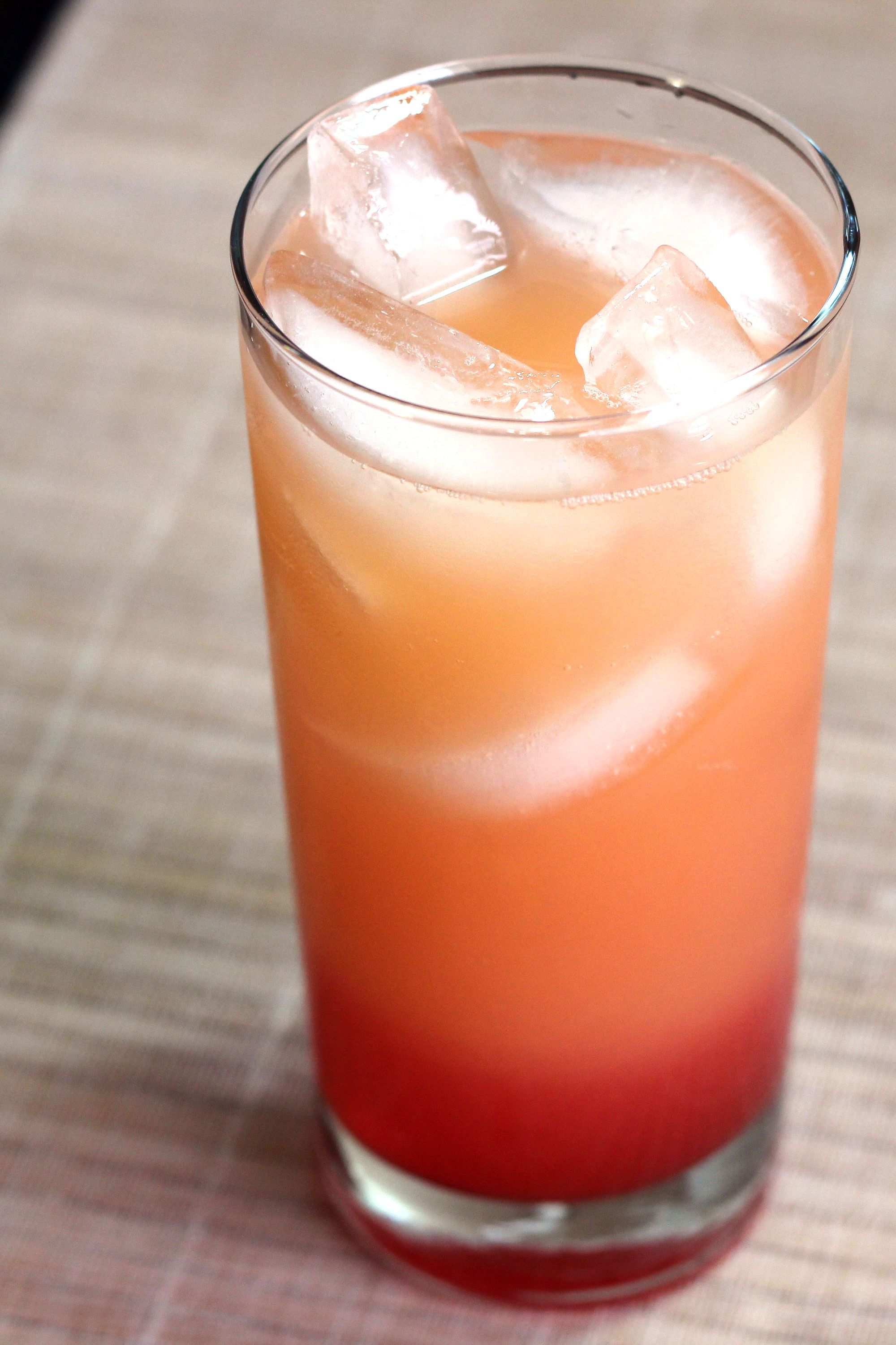 Vodka Sunrise Classic Drink Recipe Mix That Drink