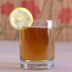 Grand Apple drink recipe with Grand Marnier, apple brandy and cognac.