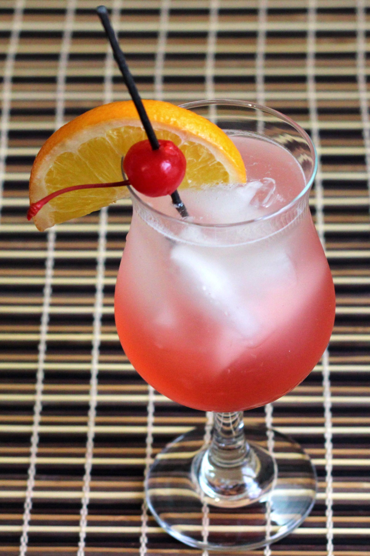 Cherry Vodka Sour Mix That Drink