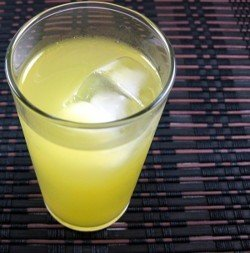 Banana Popsicle drink recipe - Vanilla Vodka, Banana Liqueur, Orange Juice, Pineapple Juice