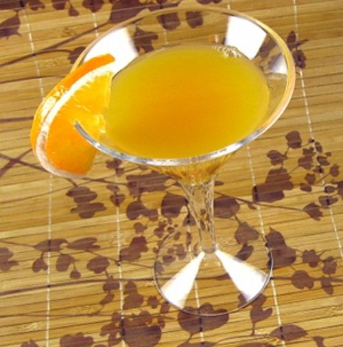 Lanette drink recipe - Vodka, Cranberry Juice, Orange Juice