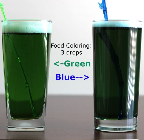 How to make green beer, leprechaun style - Mix That Drink
