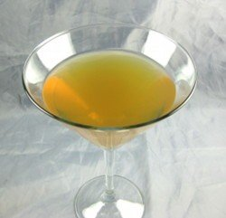 Electric Banana drink recipe - Amaretto, Southern Comfort, Banana Liqueur, Pineapple Juice