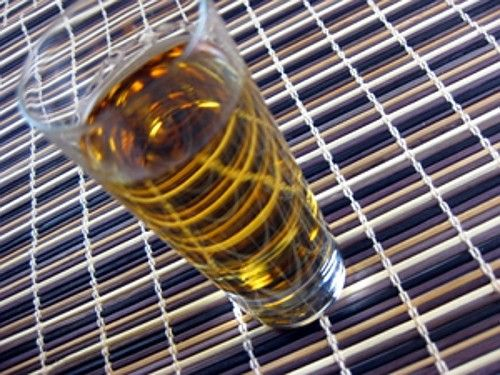 End of the World drink recipe - Bacardi rum, Wild Turkey 101 Proof, Vodka