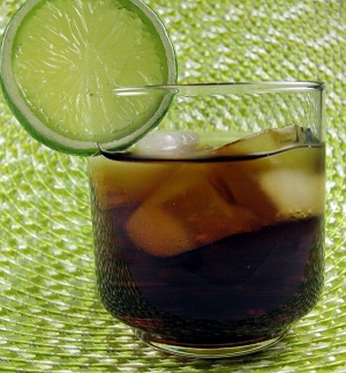 Cary Grant drink recipe - Tia Maria, Vodka, Lime