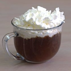 The Coffee Nudge is a delicious hot coffee cocktail. It features Kahlua, dark creme de cacao, brandy and plenty of hot coffee to wake you up. Do not drink this right before bedtime. You have been warned.